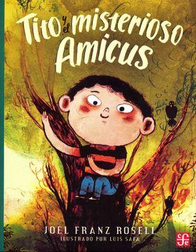 portada Tito y el Misterioso Amicus