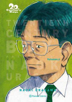 portada 20Th Century Boys nº 04/11 (Nueva Edición)