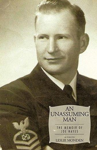 an unassuming man,the memoir of joe hayes