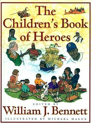 the children´s book of heroes