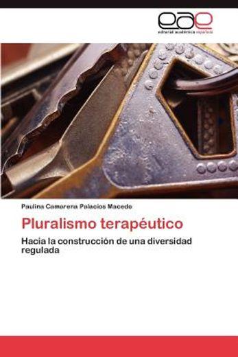 pluralismo terap utico