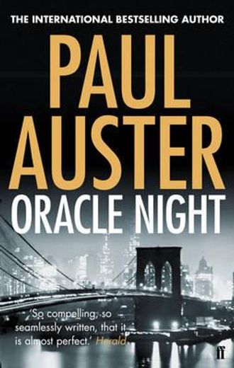 (auster). oracle night