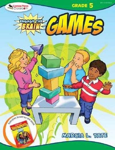 engage the brain games,grade 5