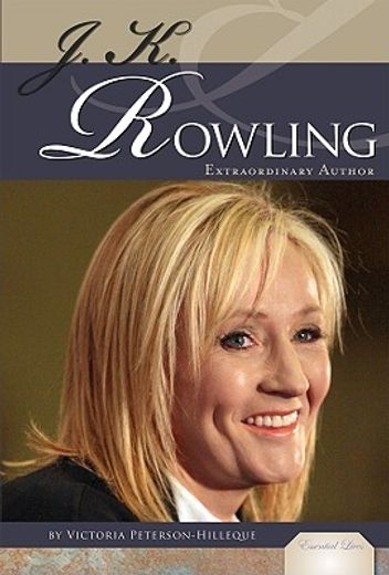 j. k. rowling,extraordinary author