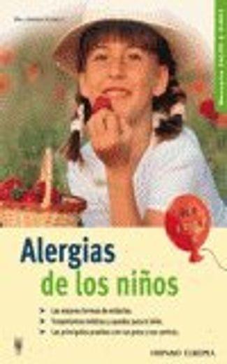 alergias de los niños (salud & niños)