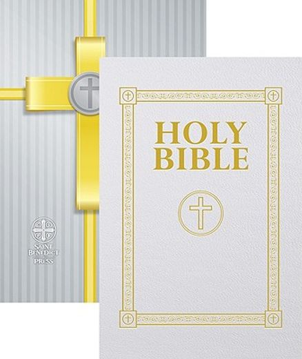 first communion bible-nab